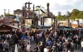 Ντίσελντορφ: Ευχάριστα νέα για τους φαν του Λούνα Πάρκ - Νέα Νεροτσουλήθρα στο Rheinkirmes