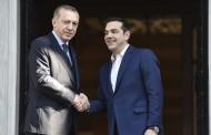 Τσίπρας: Συνεχάρη τηλεφωνικά τον Ερντογάν ζητώντας την απελευθέρωση των δύο στρατιωτικών