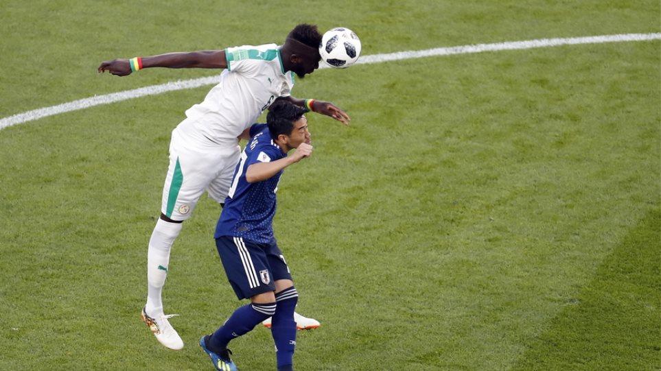 Μουντιάλ: Ιαπωνία-Σενεγάλη 2-2: Τα μοιράστηκαν όλα