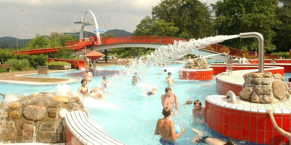 Βόννη: Κλειστό το Panoramabad στο Rüngsdorf