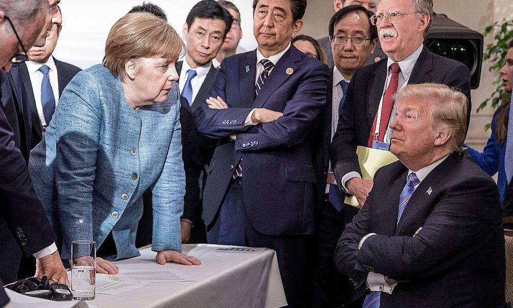 Trump: Μίσος για τα γερμανικά αυτοκίνητα