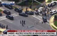 ΗΠΑ: Εισβολή ενόπλου σε γραφεία εφημερίδας - Τουλάχιστον πέντε νεκροί