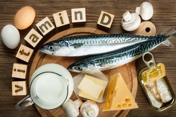 Έχεις έλλειψη βιταμίνης D; Δες ποιες τροφές την περιέχουν