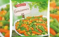 Γερμανία: Προσοχή! Ανακαλούνται κατεψυγμένα λαχανικά από γνωστή αλυσίδα σούπερ μάρκετ