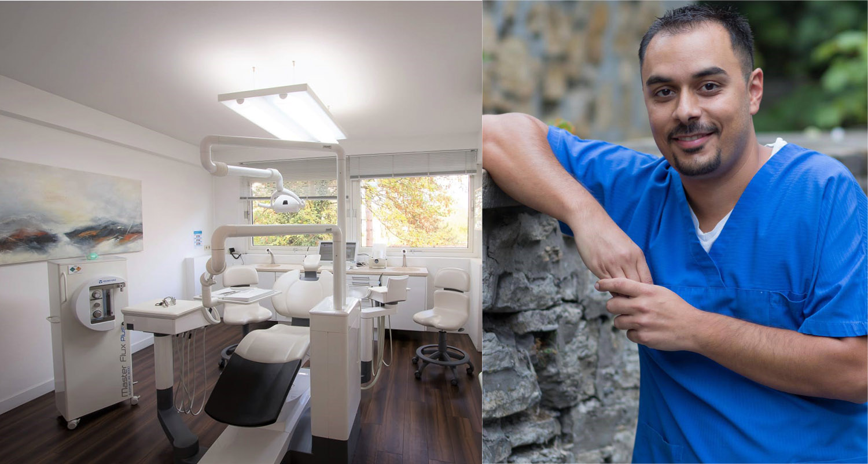 Γερμανία: Ένας εξαιρετικός Ελληνοκύπριος οδοντίατρος