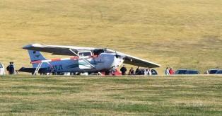 Tραγωδία στη Γερμανία: Τρεις νεκροί από πτώση αεροσκάφους