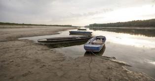Γερμανία: Σε ιστορικό χαμηλό η στάθμη του Ρήνου – Μέχρι και ναυάγια αποκαλύπτονται
