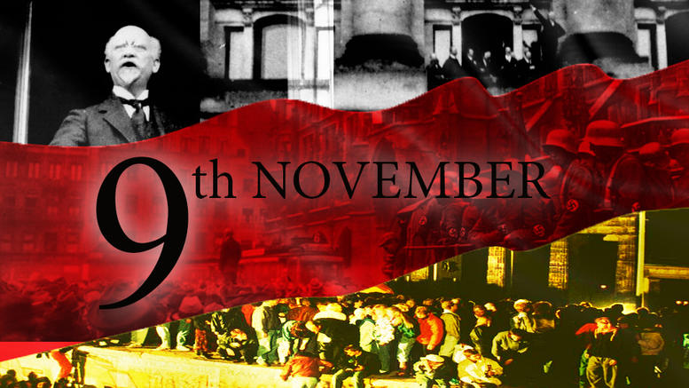 9η Νοεμβρίου: Η μοιραία ημερομηνία στην ιστορία της Γερμανίας
