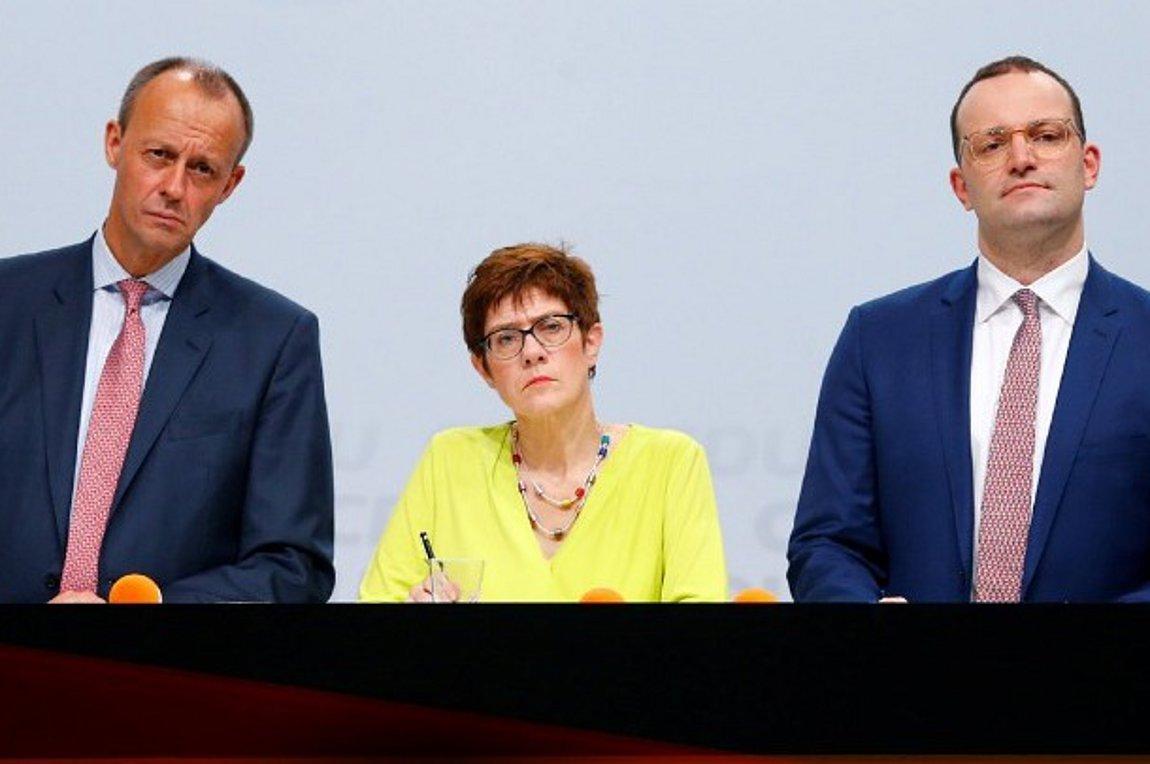 Γερμανία: Εκλέγεται σήμερα ο διάδοχος της Μέρκελ