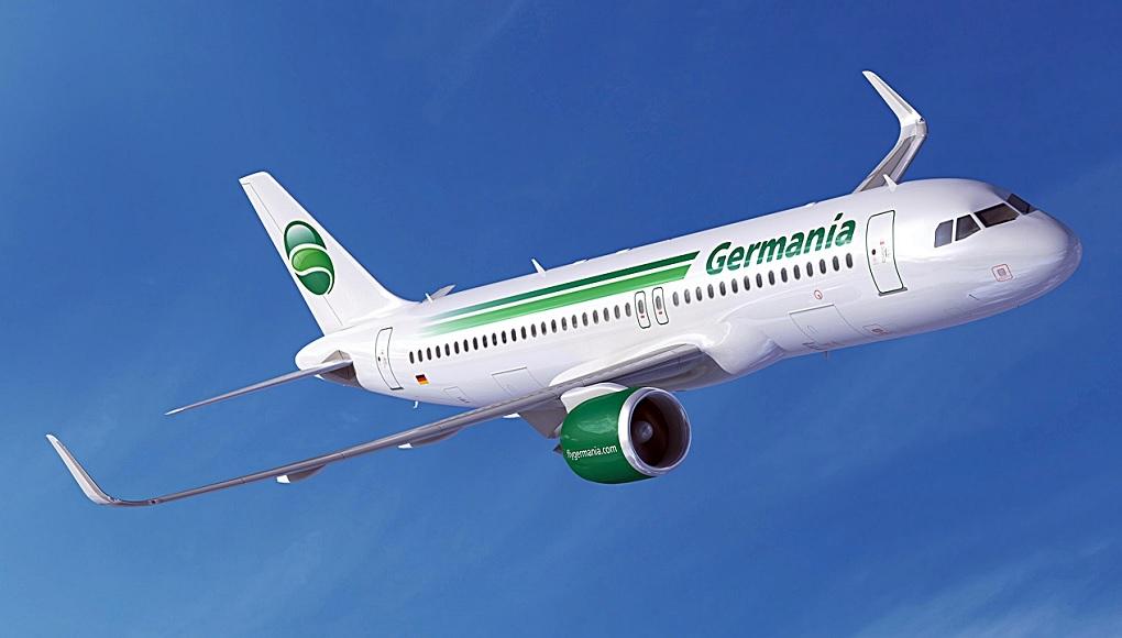 Γερμανία: Κι άλλη αεροπορική εταιρία κήρυξε πτώχευση