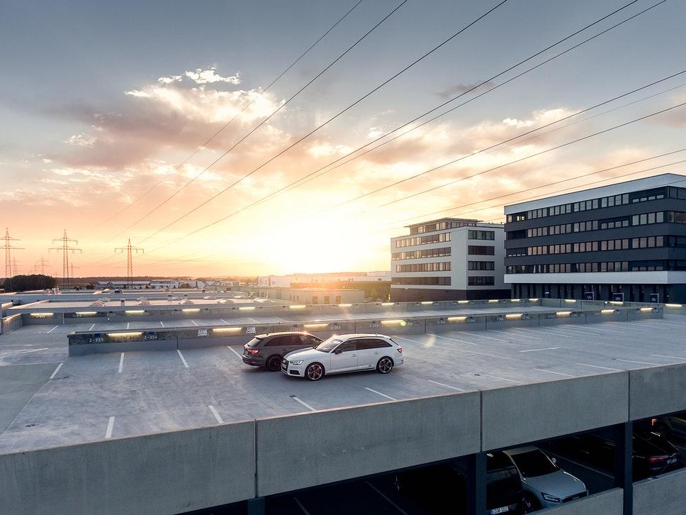 Γερμανία: Σπίτια σε discounter και parking