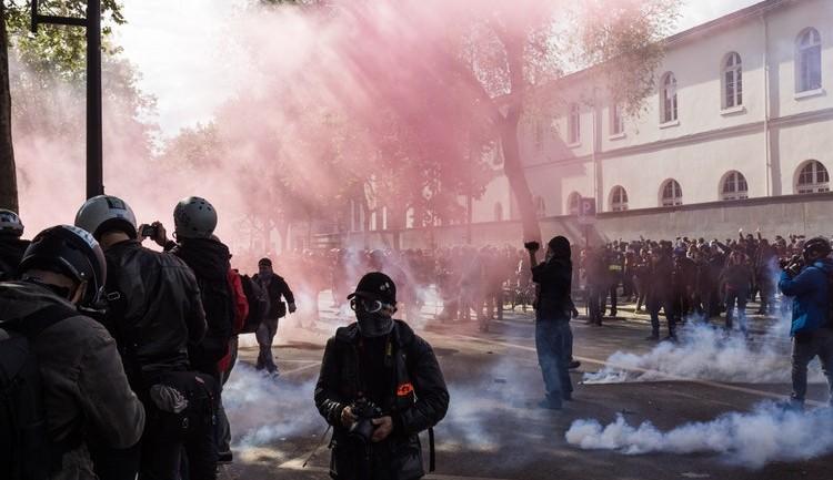 Φρανκφούρτη: Άγρια συμπλοκή εφήβων με αστυνομικούς - 1 τραυματίας