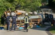 Γερμανία: Περισσότεροι από 20 άνθρωποι τραυματίστηκαν την Πρωτομαγιά στη Βαυαρία