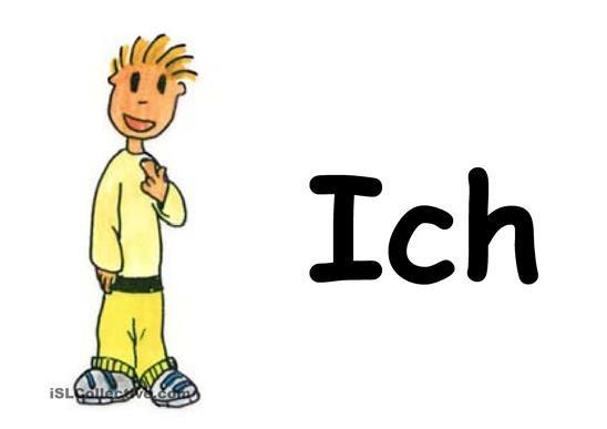 Δωρεάν Γερμανικά – Μάθημα 4ο – Οι Προσωπικές Αντωνυμίες