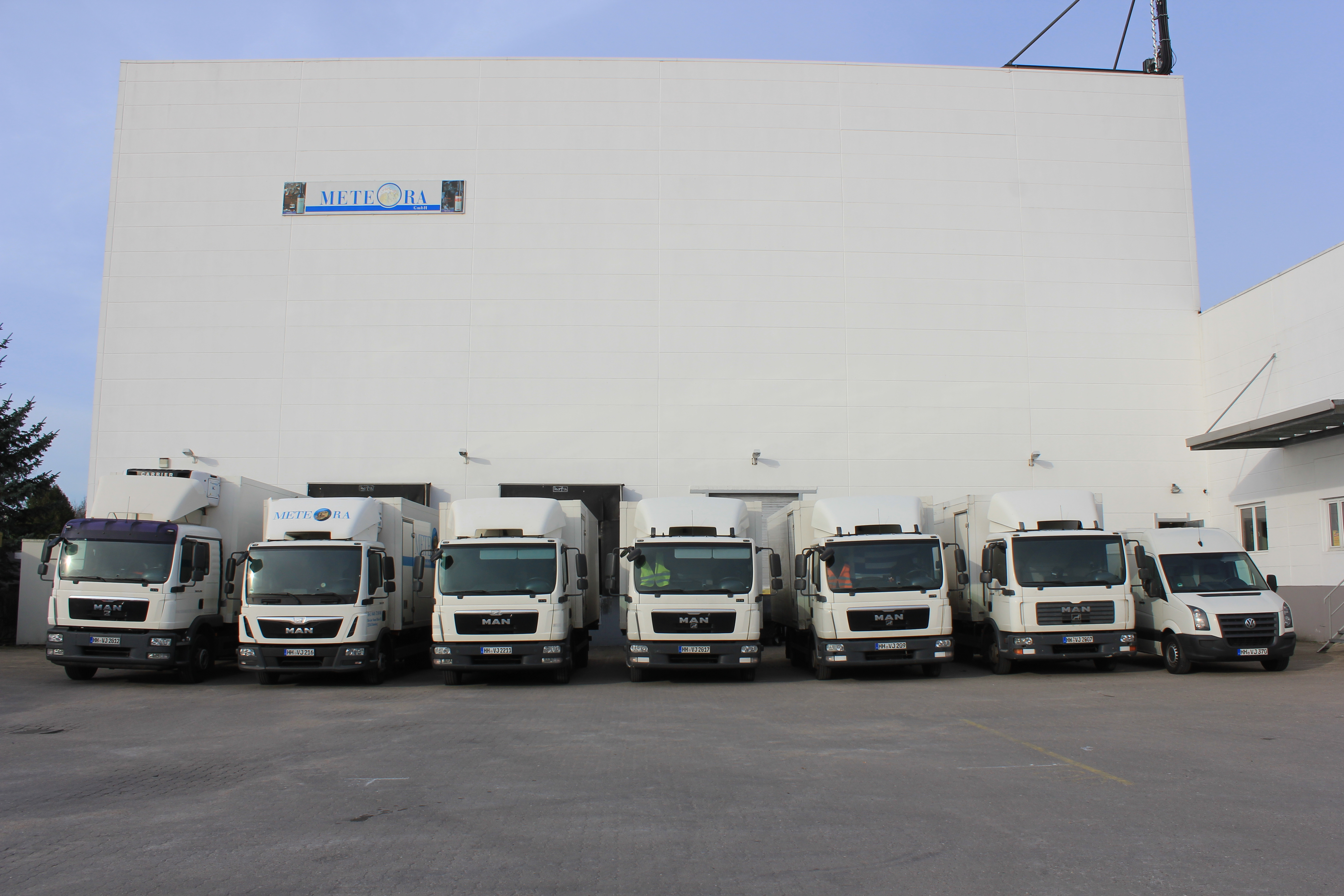 METEORA GmbH - Ελληνικά προϊόντα στο Αμβούργο