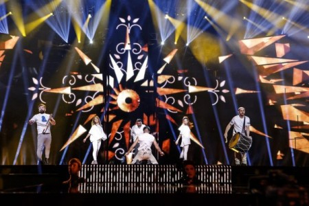 Eurovision: Η 1η πρόβα των Argo στη Στοκχόλμη!