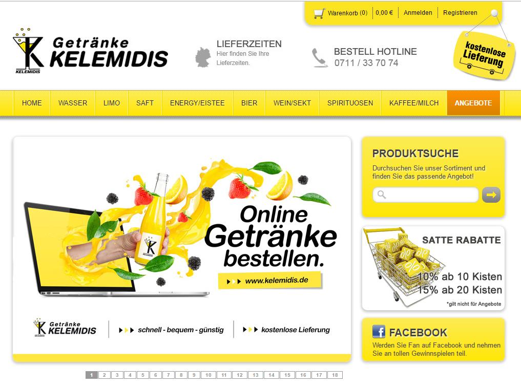 KELEMIDIS SEITE