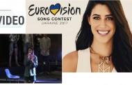 Eurovision 2017: Δείτε την Demy με την ομάδα της να κάνουν πρόβες