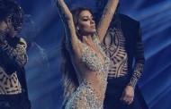 Ελένη Φουρέιρα: H σέξι πόζα λίγο πριν ανακοινωθεί η υποψηφιότητά της στη Eurovision