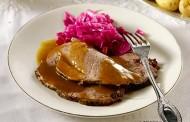 Sauerbraten - Tο «ξινό» μοσχάρι της Γερμανίας