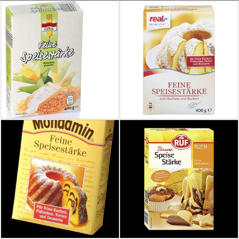 Γερμανικά μαγειρικά προϊόντα - Αντιστοιχία με τα ελληνικά (εικόνες)