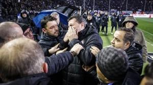 Η Πειθαρχική της Super League αποφάσισε: -3 βαθμοί για τον ΠΑΟΚ, δύο ματς κεκλεισμένων των θυρών