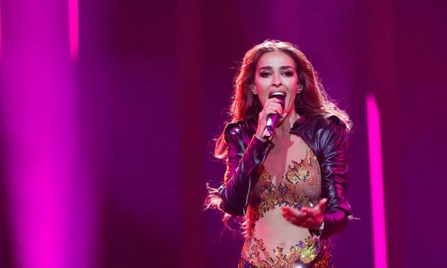 Eurovision 2018: Δείτε την πρώτη πρόβα της Ελένης Φουρέιρα