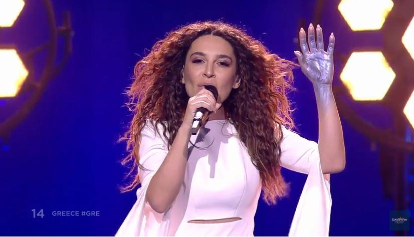 Eurovision: Δείτε την εμφάνιση της Ελλάδας στον Α' ημιτελικό!