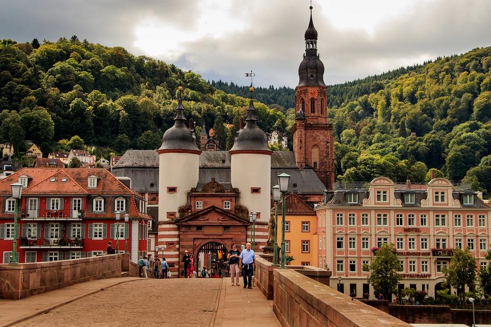 Χαϊδελβέργη: Ένα μπαρόκ παραμύθι στη Γερμανία