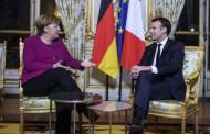 Κρίσιμη για το μέλλον της ΕΕ η συνάντηση Μέρκελ - Μακρόν στο Βερολίνο