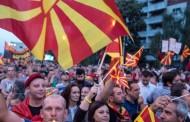 Συλλαλητήριο στα Σκόπια: Το όνομά μας είναι Μακεδονία, «όχι» στην αλλαγή