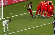 Μουντιάλ 2018 - Βέλγιο-Ιαπωνία 3-2: Επική ανατροπή και τεράστια πρόκριση για το Βέλγιο!