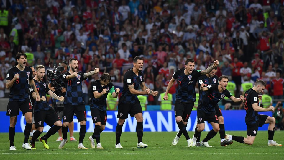 Μουντιάλ 2018 - Ρωσία-Κροατία 2-2 (πέναλτι 3-4): Στη... ρώσικη ρουλέτα δεν κερδίζουν πάντα οι Ρώσοι!