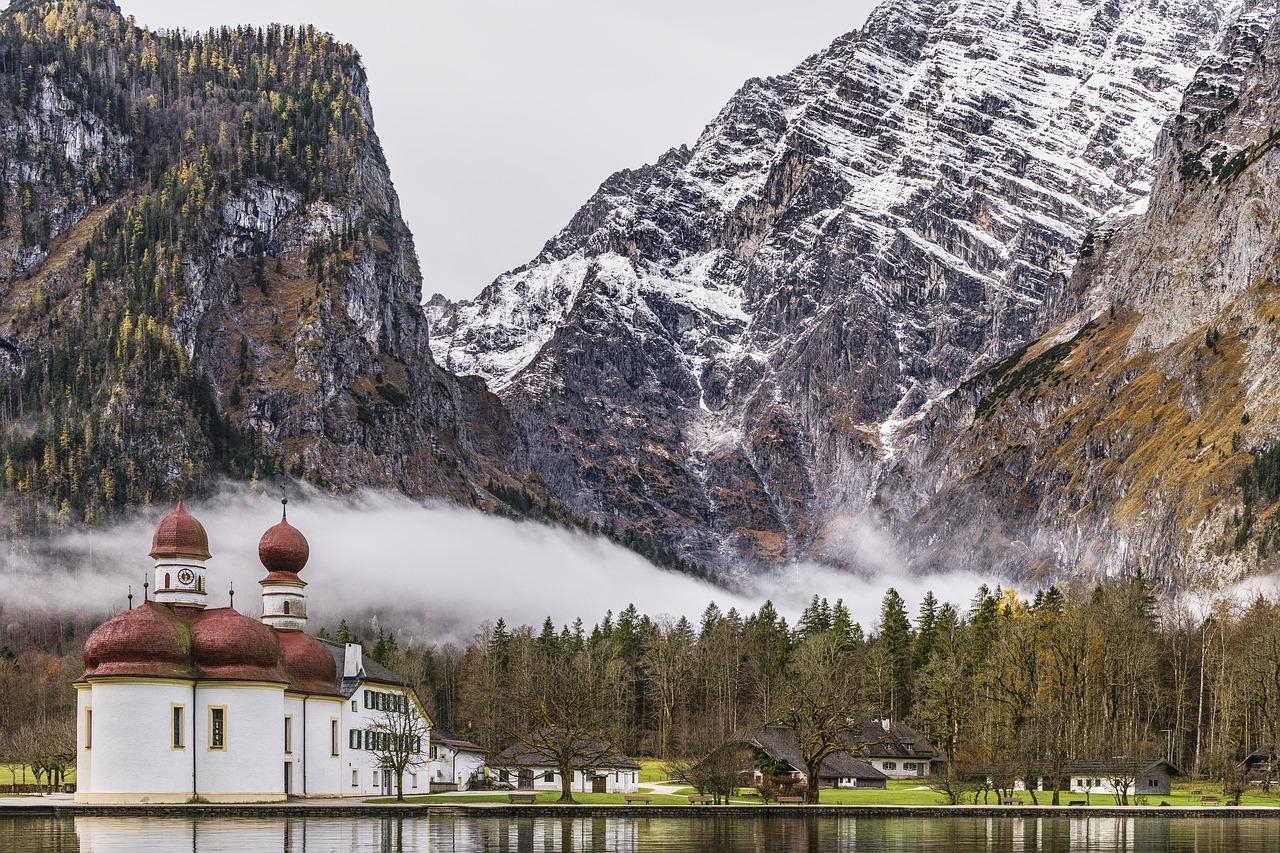 Γερμανία: Οι δέκα ωραιότερες Eκκλησίες που αξίζει να επισκεφθείτε - Φώτο, Βίντεο