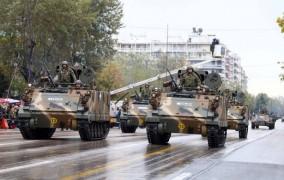 Δείτε εδώ ζωντανά τη μεγάλη στρατιωτική παρέλαση στη Θεσσαλονίκη