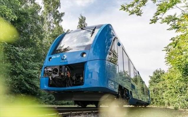 Γερμανία: Πέτυχε το πρώτο υδρογονο - τρένο, προετοιμάζονται τα επόμενα