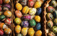 Γερμανία: Ένα απίστευτο έθιμο με ζωγραφιστά αυγά